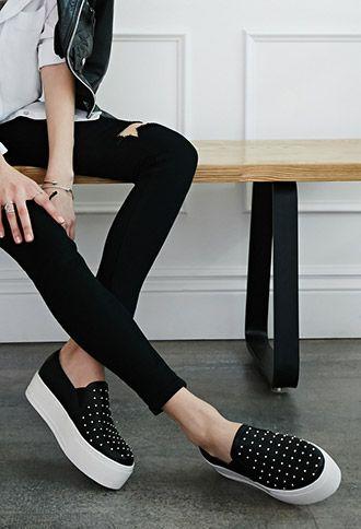 Womens Platform Shoes | Forever21.com | Ladies Platform Shoes, Female
