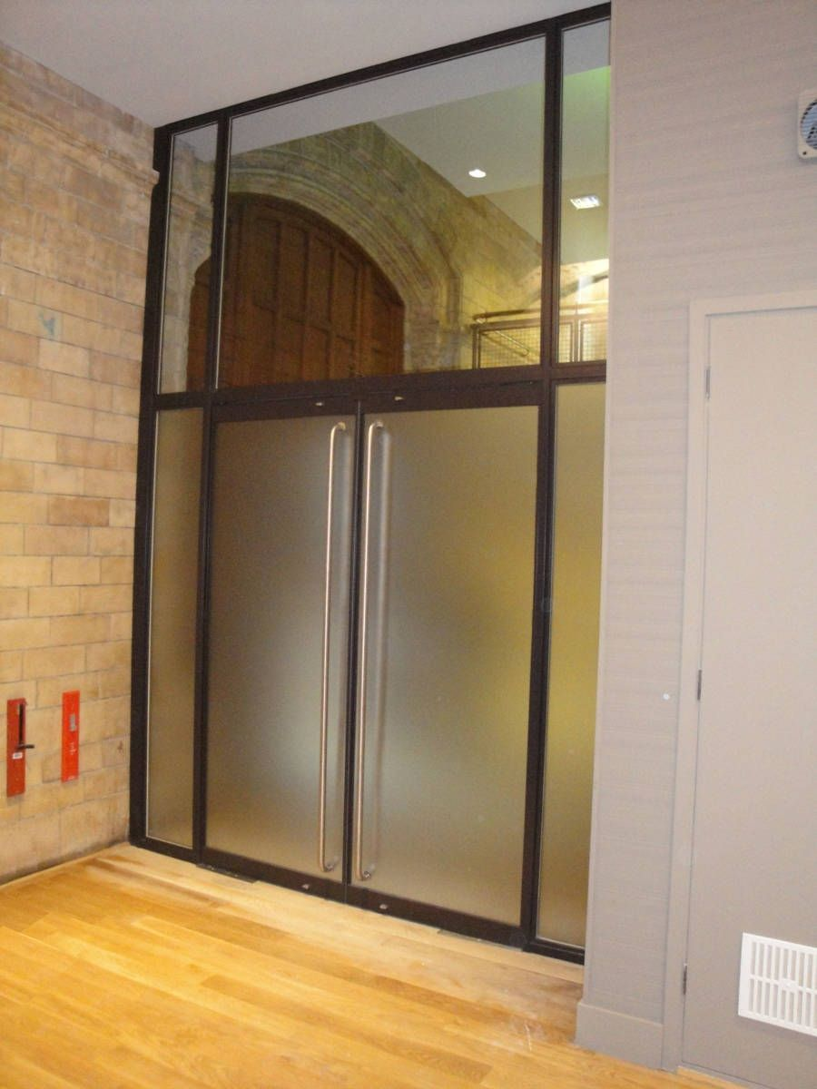 The Lunax Range Of Fire Rated Doors Are The Ideal Solution For