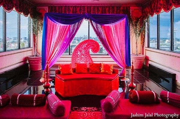 Sangeet In Woodbury NY Indian Wedding By Jashim Jalal Photography