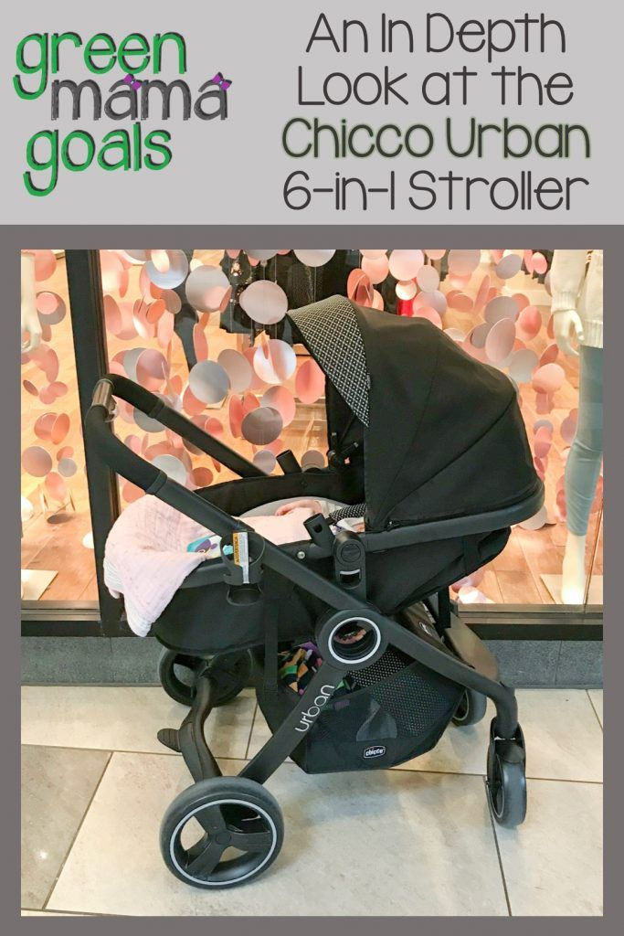 With six positions, this stroller really does it all! From