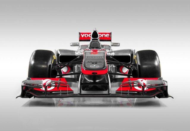 F1 Car Race Cars Mclaren Mercedes Racing