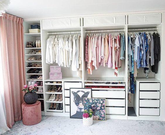 Ein begehbarer Kleiderschrank ist teuer, aufwendig und braucht viel Platz? Von wegen! Mit DIESER Schritt-für-Schritt-Anleitung kannst...
