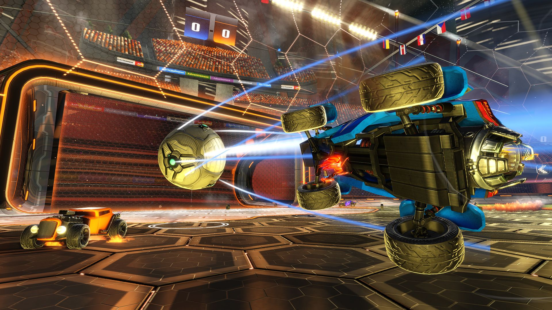 Rocket League's competitive Season 4 begins March 22   Xbox one ...