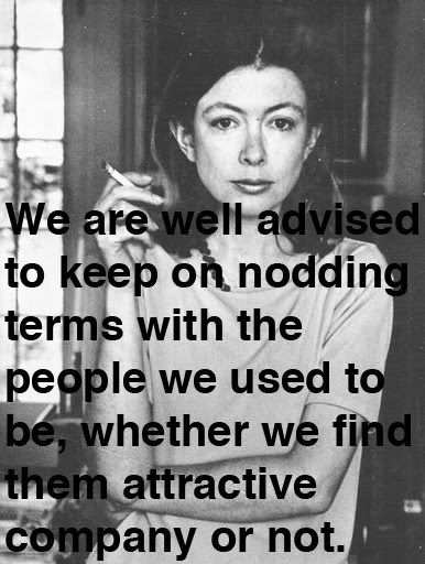 Joan Didion on Keeping a Notebook – Brain Pickings