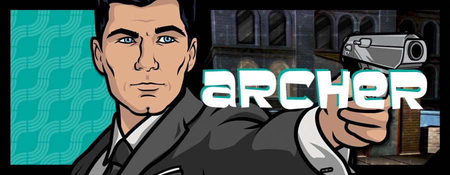 GeekFurious: The 'Archer' Drinking Game! | General Nerdery