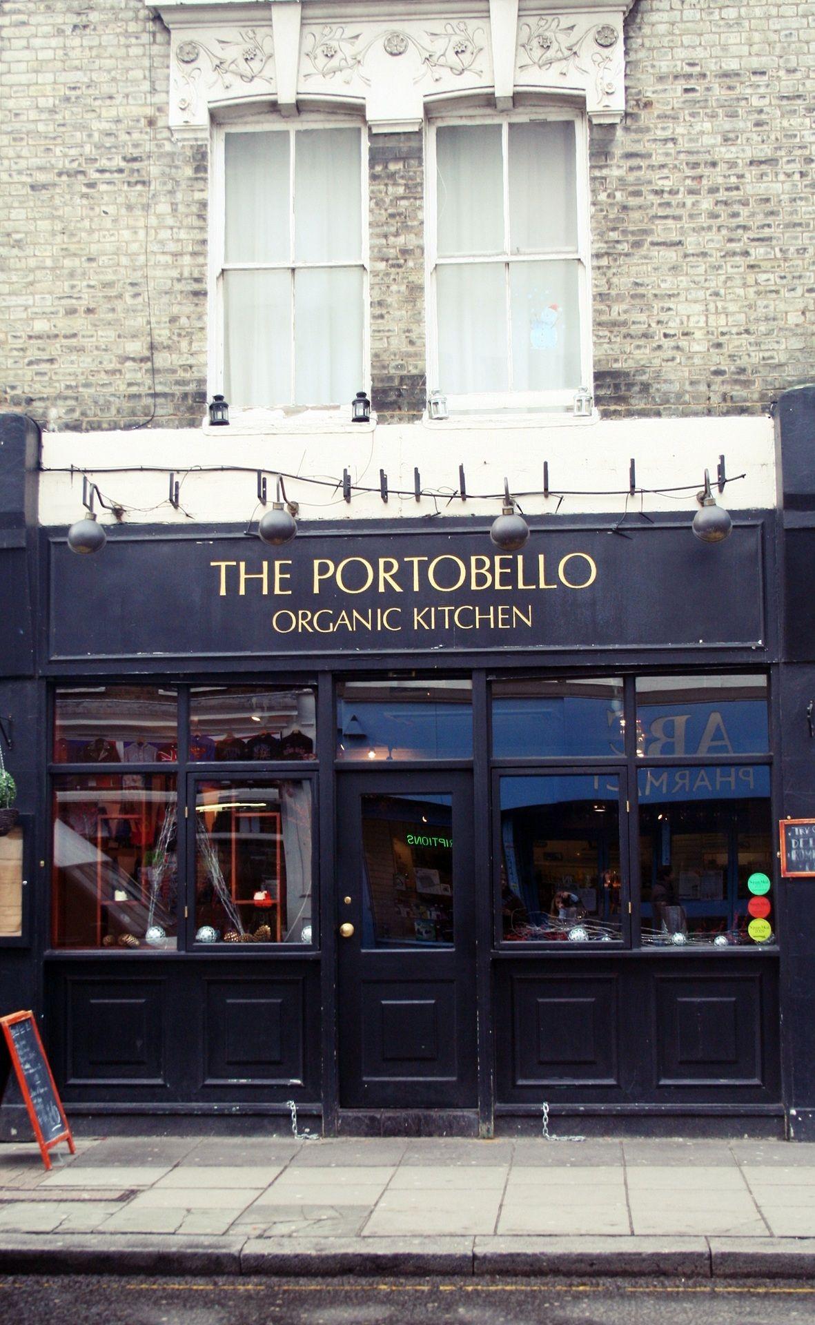 Portobello Organic Kitchen Portobello road notting hill london uk and ireland pinterest the portobello organic restaurant london england workwithnaturefo