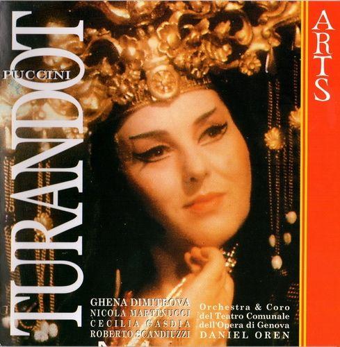 Puccini - Turandot - Dimitrova - Martinucci - Gasdia - Oren