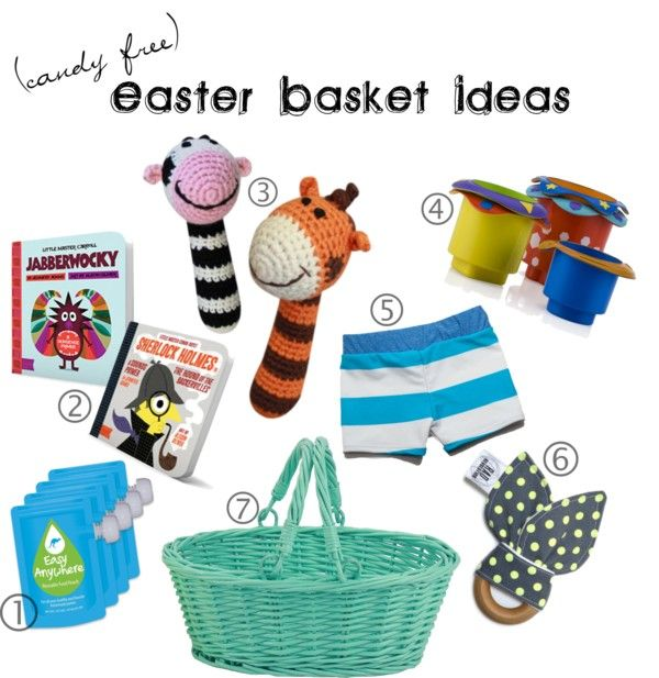 Candy free easter basket ideas for toddlers including easy candy free easter basket ideas for toddlers including easy anywhere babylit zubels negle Images