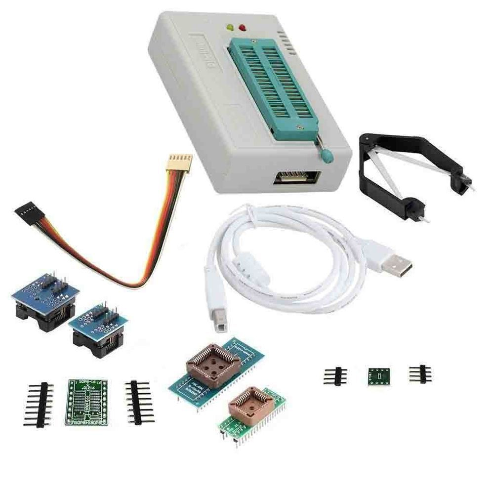 LAQIYA TL866Ⅱ Plus Programmer USB EPROM Flash BIOS