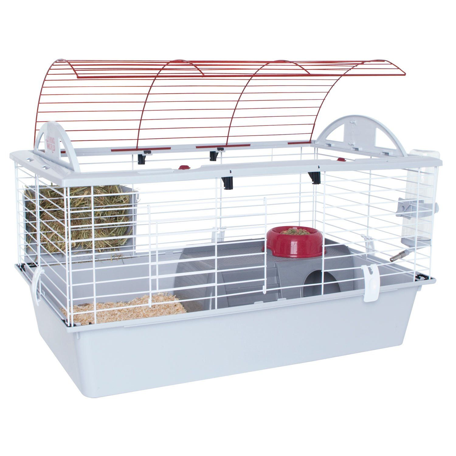 Hagen Living World Deluxe Habitat Medium Petco Store Small