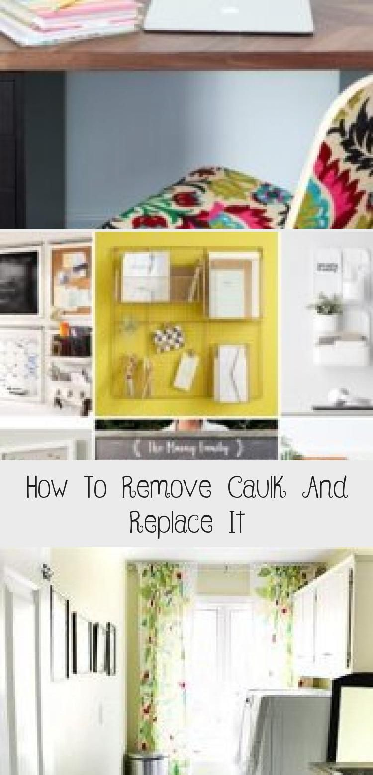 How to remove caulk and replace it in 2020 diy home