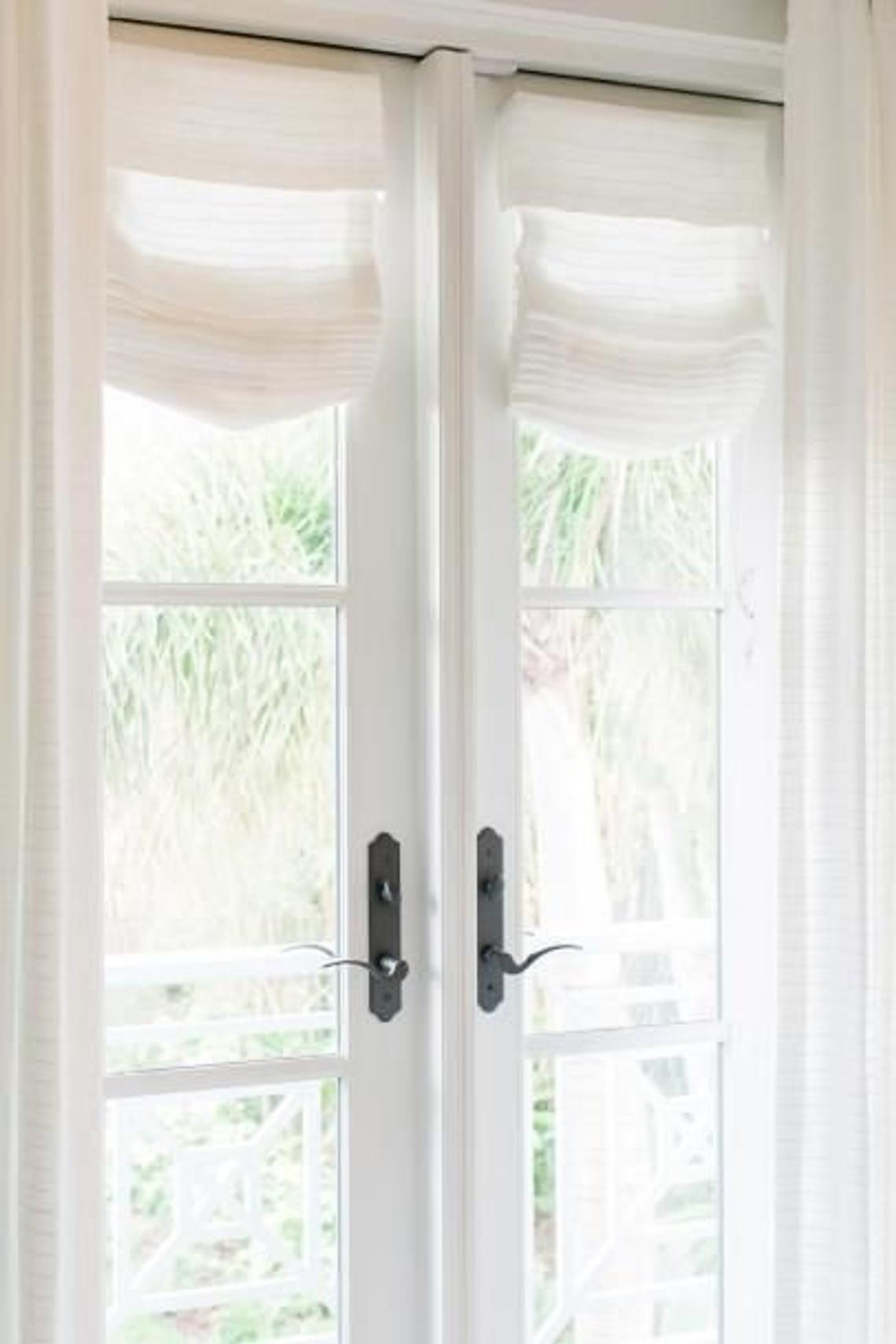 Image 0 French Doors Bedroom French Door Window Treatments French Doors Interior
