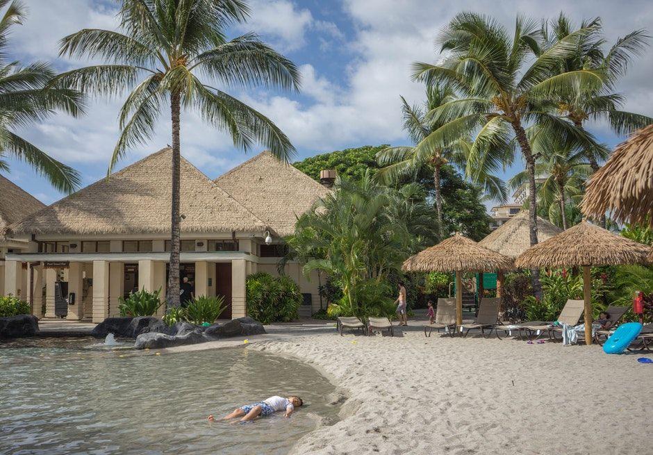New free stock photo of person beach holiday #freebies #FreeStockPhotos