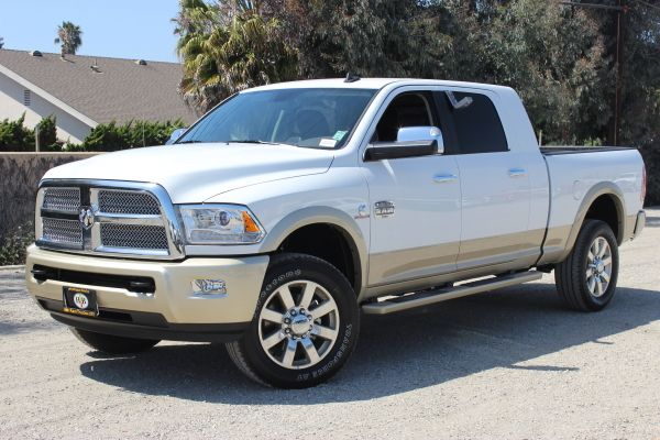 New 2014 Ram 3500 Longhorn Mega Cab 4x4 For Sale In Orange County