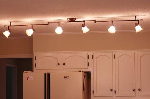 kitchen rail lighting. 11 stunning photos of kitchen track lighting family real life and kitchens rail u