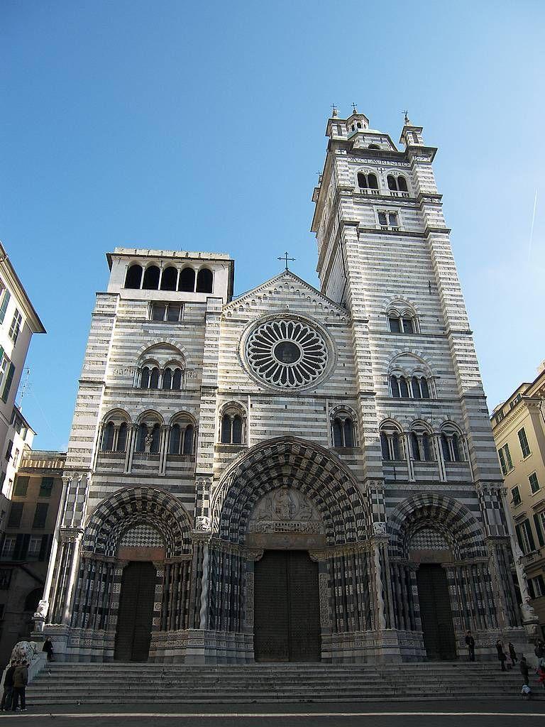 Genoa San Lorenzo cadral   San Lorenzo cadral photo   images