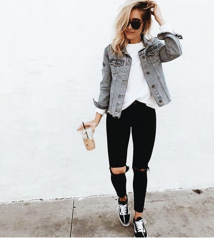 Photo of 70 Casual Outfits With Denim Jeans To College This Fall 2018…