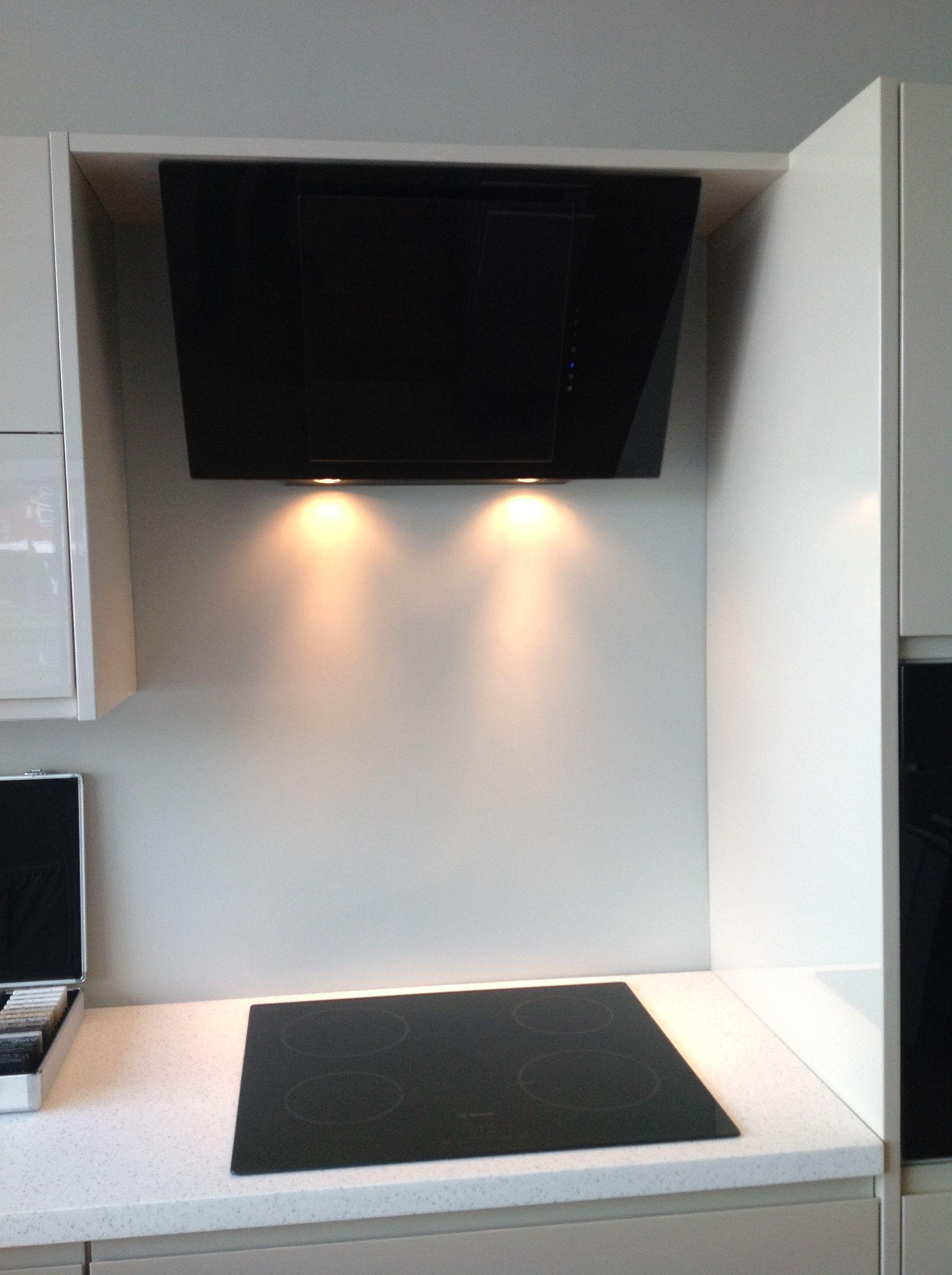 really funky modern kitchen induction hob cooker and. Black Bedroom Furniture Sets. Home Design Ideas