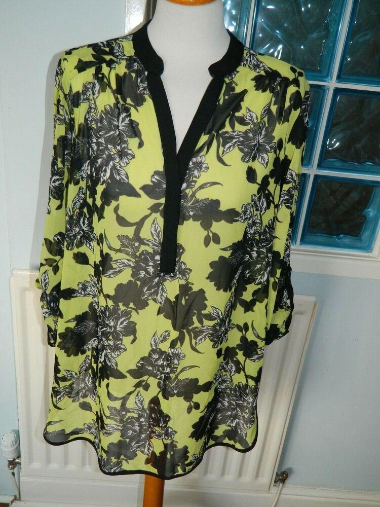 c0eabefc51923e Ladies Wallis Floral Print Top Size XL 20 22 #fashion #clothing #shoes #
