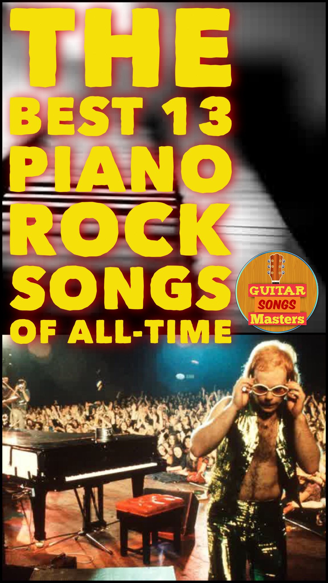 The 13 Best Piano Rock Songs of All Time | Blog Posts