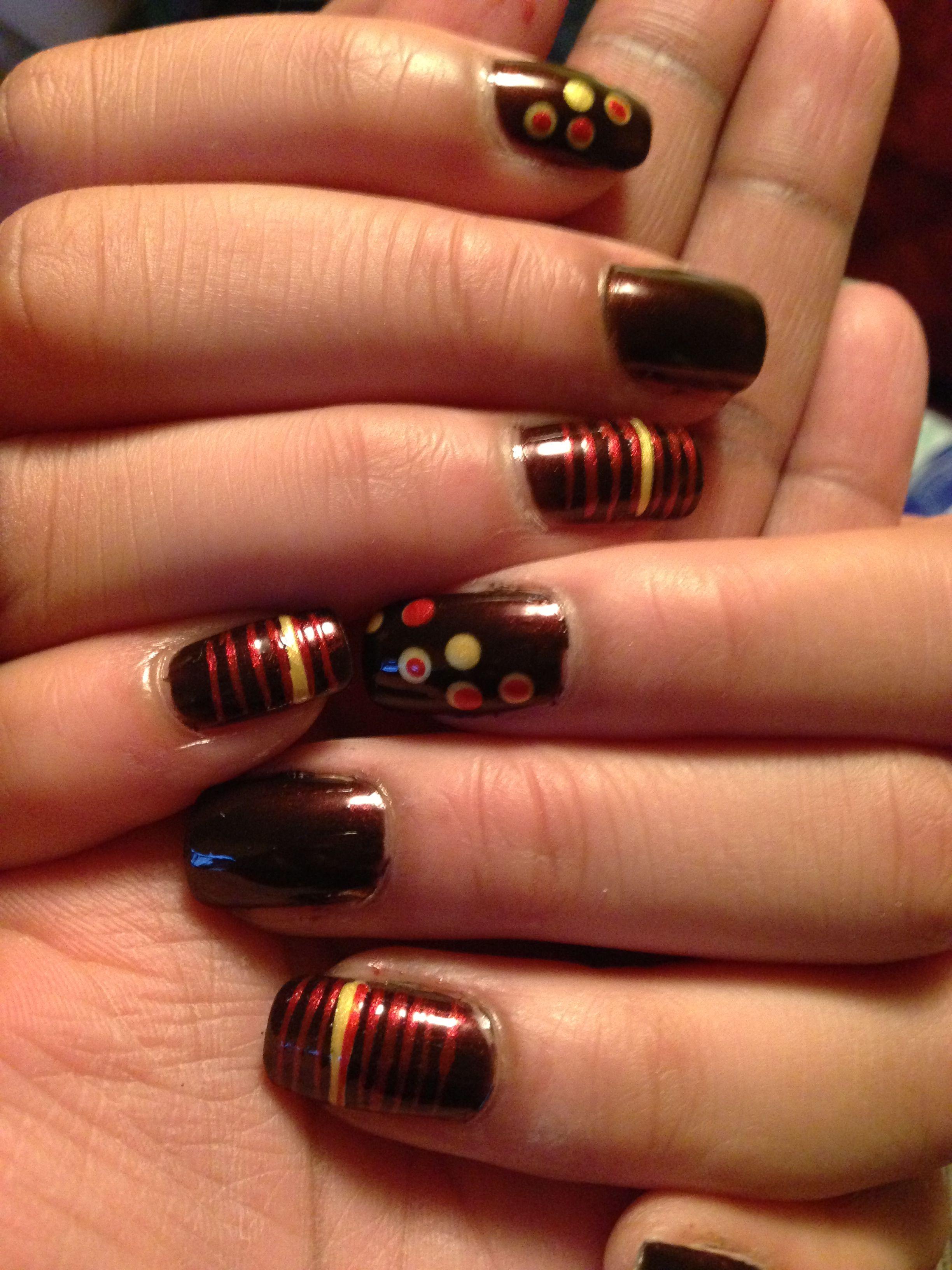 Ruby random, Nails