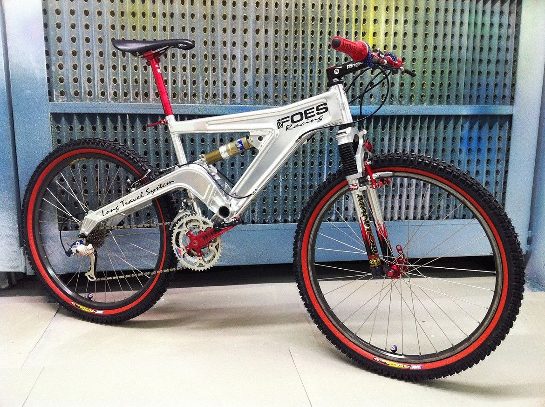Foes Lts Mountain Bikes Pinterest