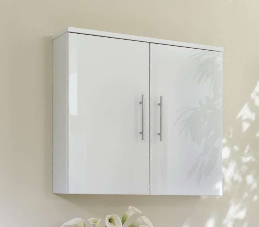 Gloss White Bathroom Wall Cabinet Wall Cabinet Wall Storage Cabinets Bathroom Wall Cabinets