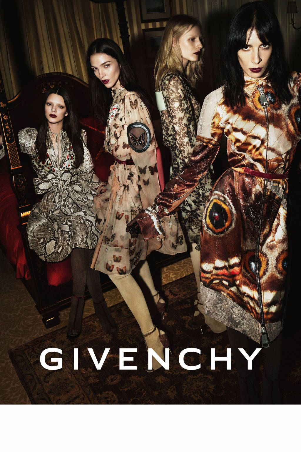 Fall givenchy campaign