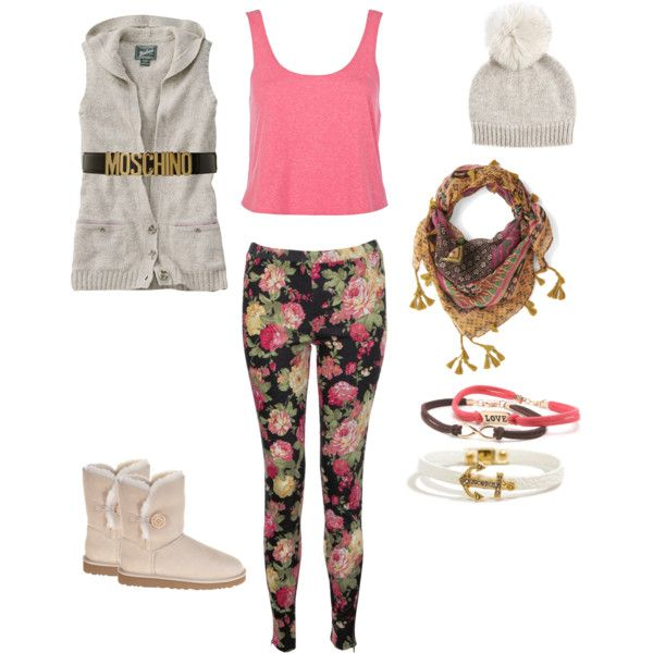 """""""Floral Fall"""" by christal-nicoleee on Polyvore"""