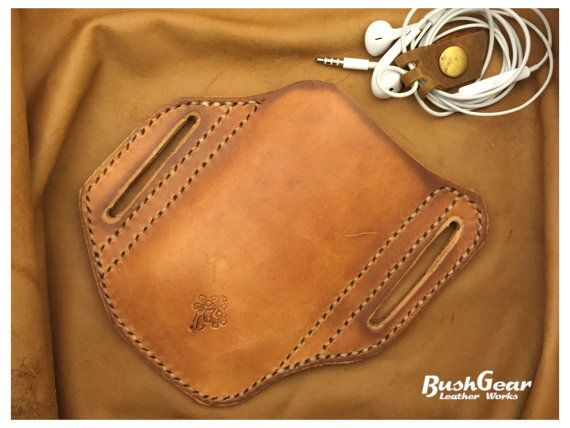 Sendero Tactical Brown Leather Full Size Model 1911 Pancake Holster Right Hand