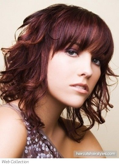 Luxury Short to Mid Length Curly Hairstyles