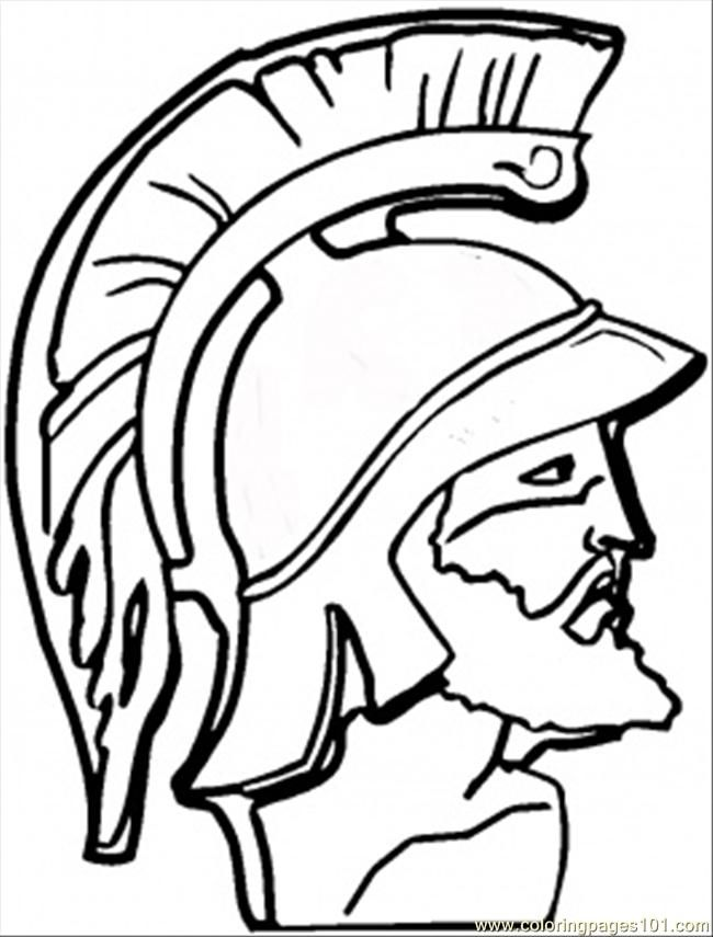 greek coloring pages | ... coloring page F Greek Warrior Coloring ...