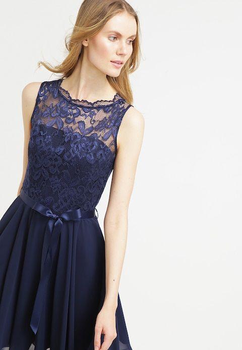 Swing Cocktailkleid/festliches Kleid - dunkelblau ...