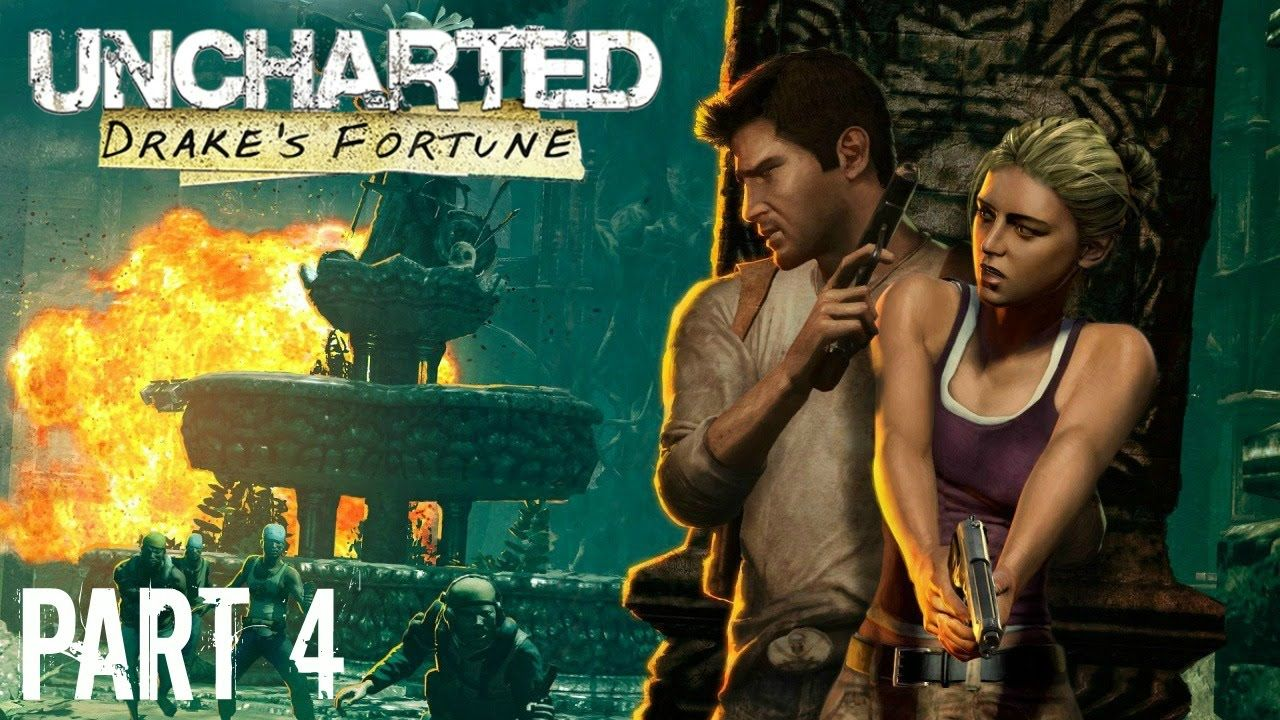 Uncharted Drake S Fortune Part 4 Escape Uncharted Drake S