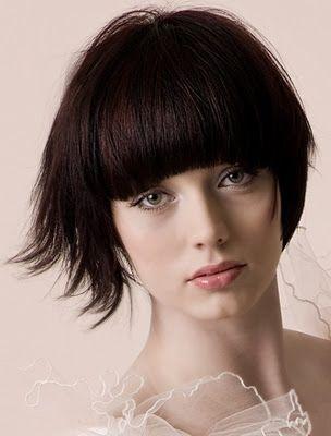 Modernos cortes para Pelo corto Moda 2012 \u2013 2013 De todo Mujer