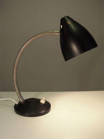 Nice Small Hala Desk Light Hala Ukkie Vintage Light Fittings