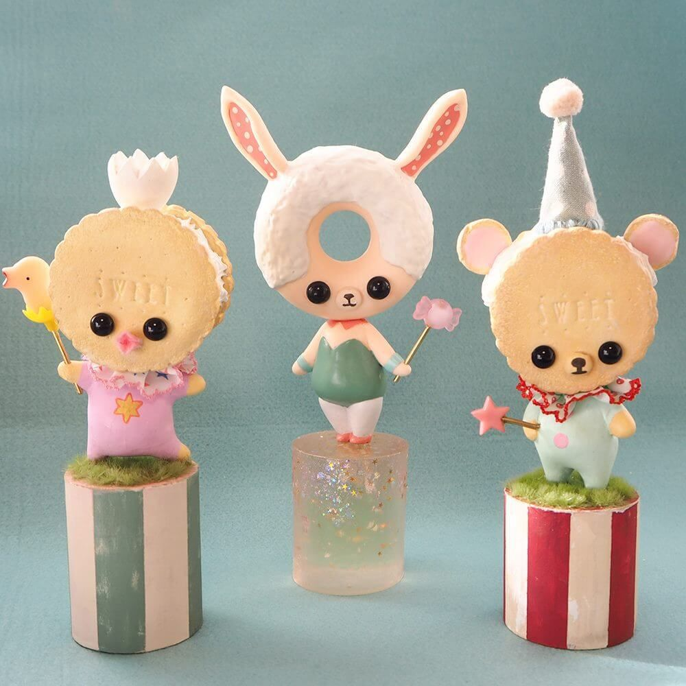 Eimi Takano ToyCon UK Collect and Display EXCLUSIVES The