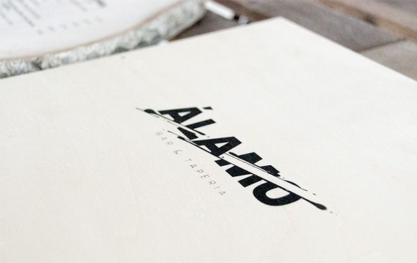 Álamo Branding & Interior on Behance