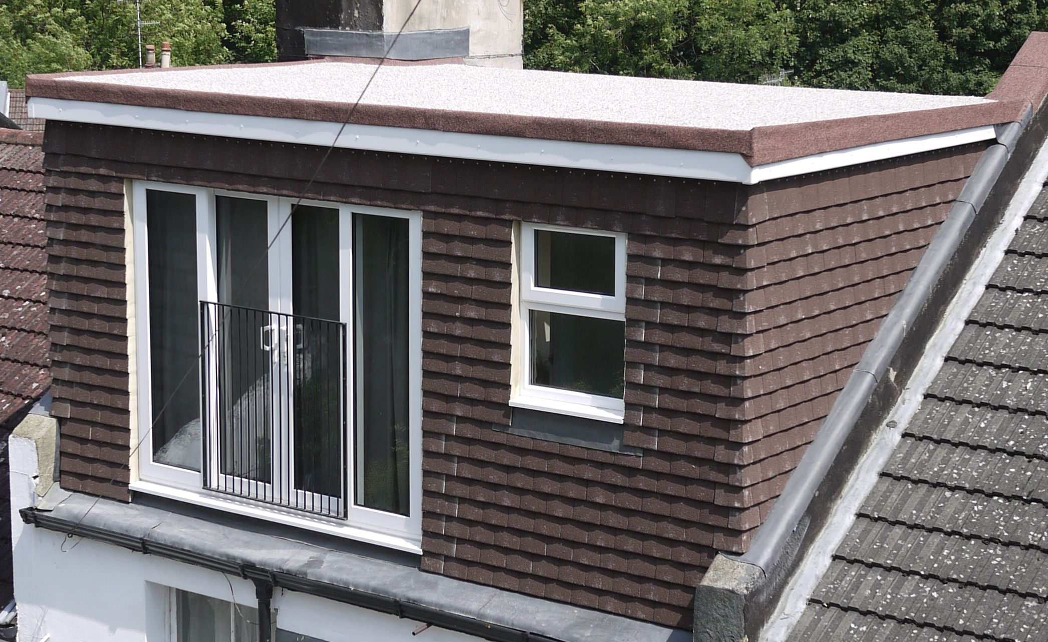 Building a dormer on a house - Posts About Terrace House Dormer Loft Conversion On Jackson Loft Conversions Brighton