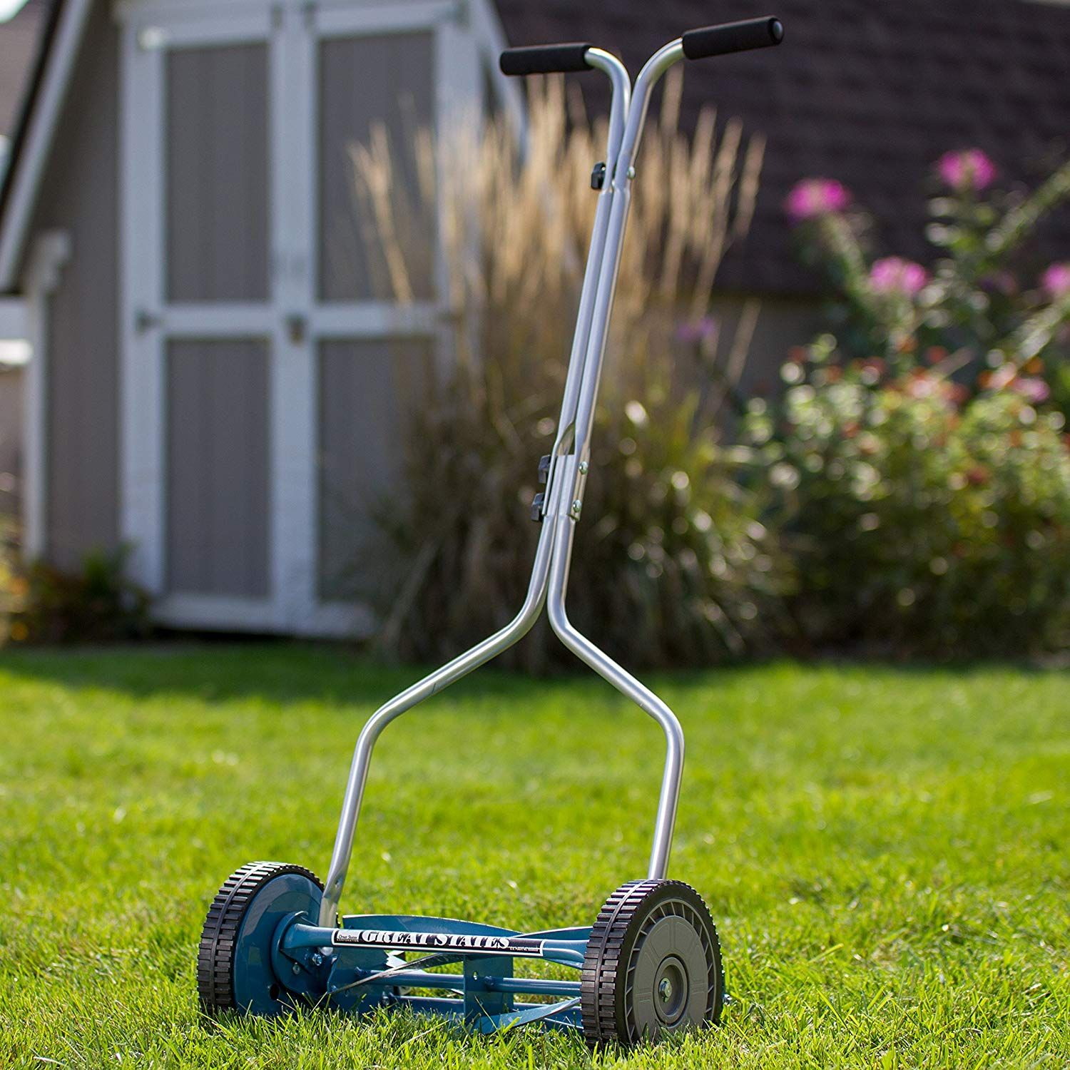 Great States 204 14 Hand Reel 14 Inch Push Lawn Mower Best Lawn Mower Lawn Mower Push Lawn Mower