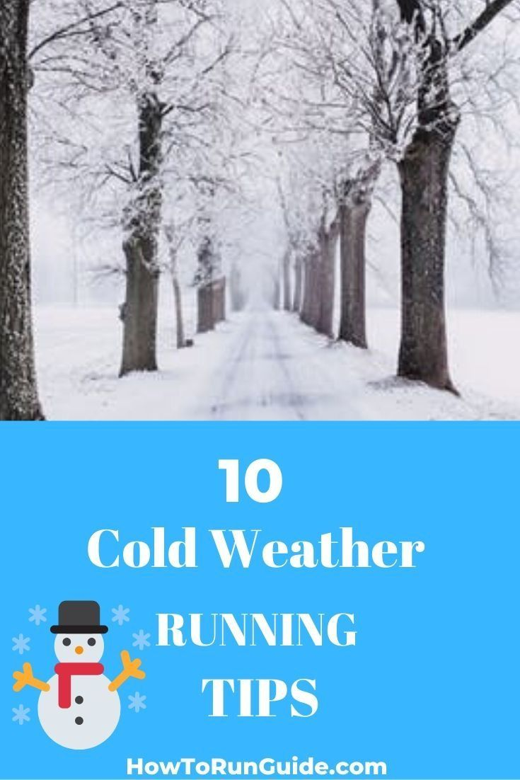 Photo of 10 COLD WEATHER RUNNING TIPS!