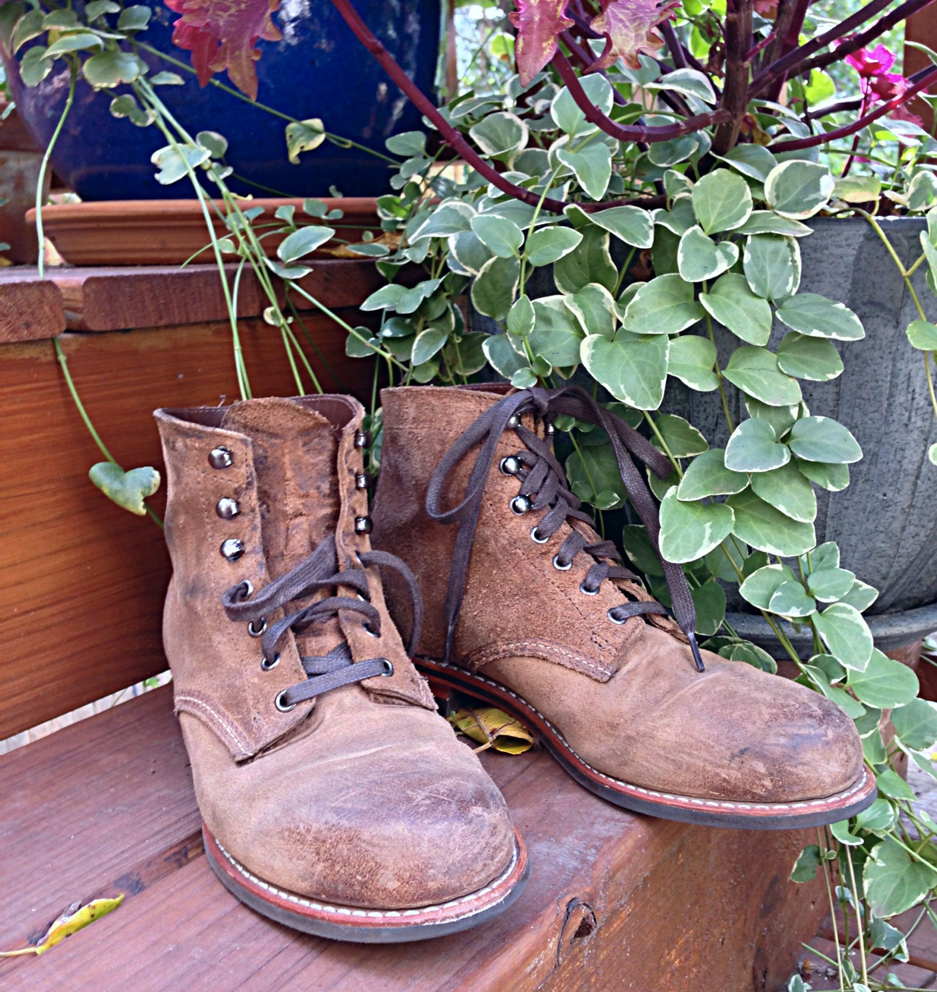 61afd67bae5 Morley boots from Wolverine 1000 Mile #wolverine1k | Wolverine boots ...