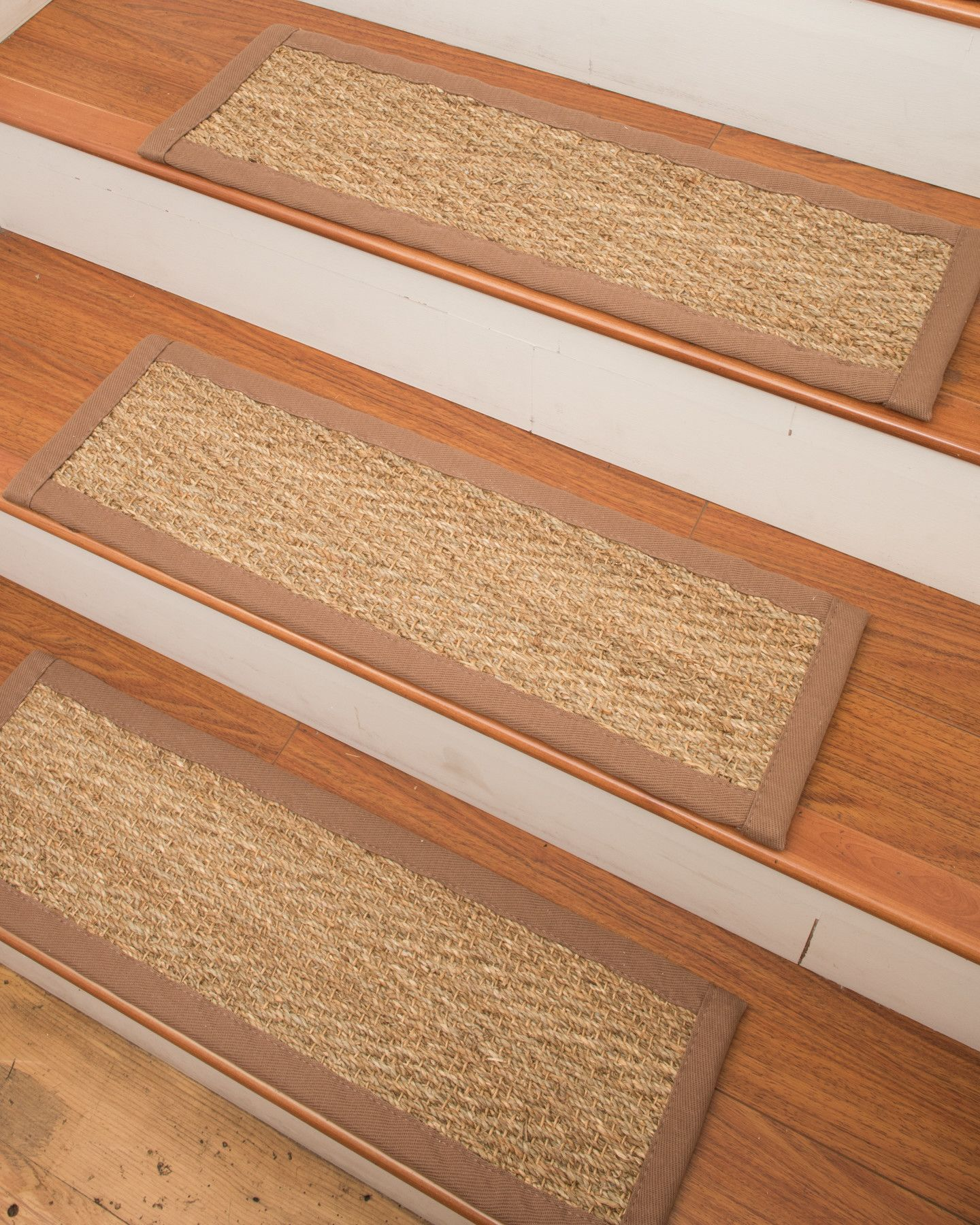 Beach Seagrass Carpet Beige Stair Tread Products Pinterest
