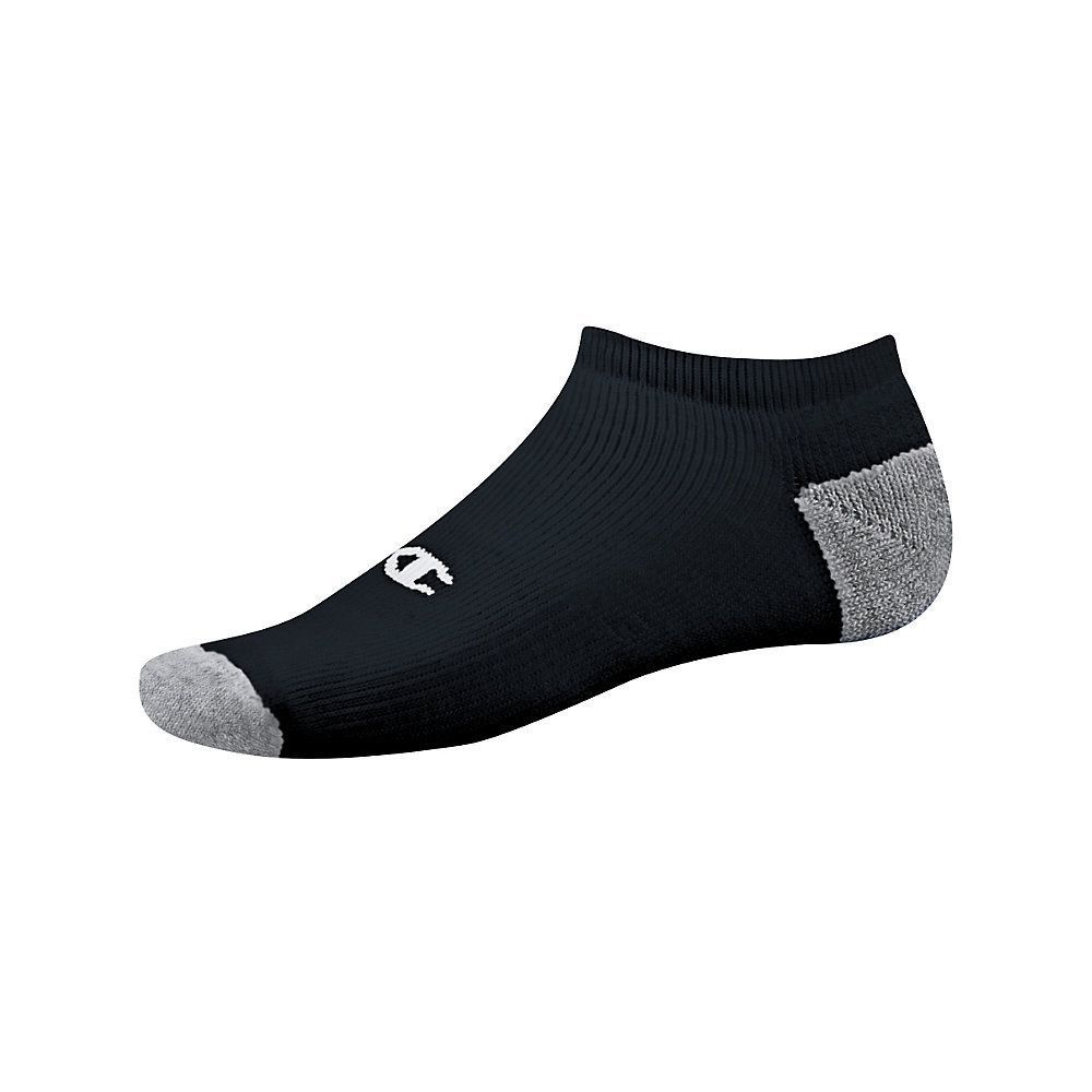 Mens Striped Athletic Training Cushion Socks 6 Pack Extra Comfort Arch Support Stretch Fabric Variety Pack