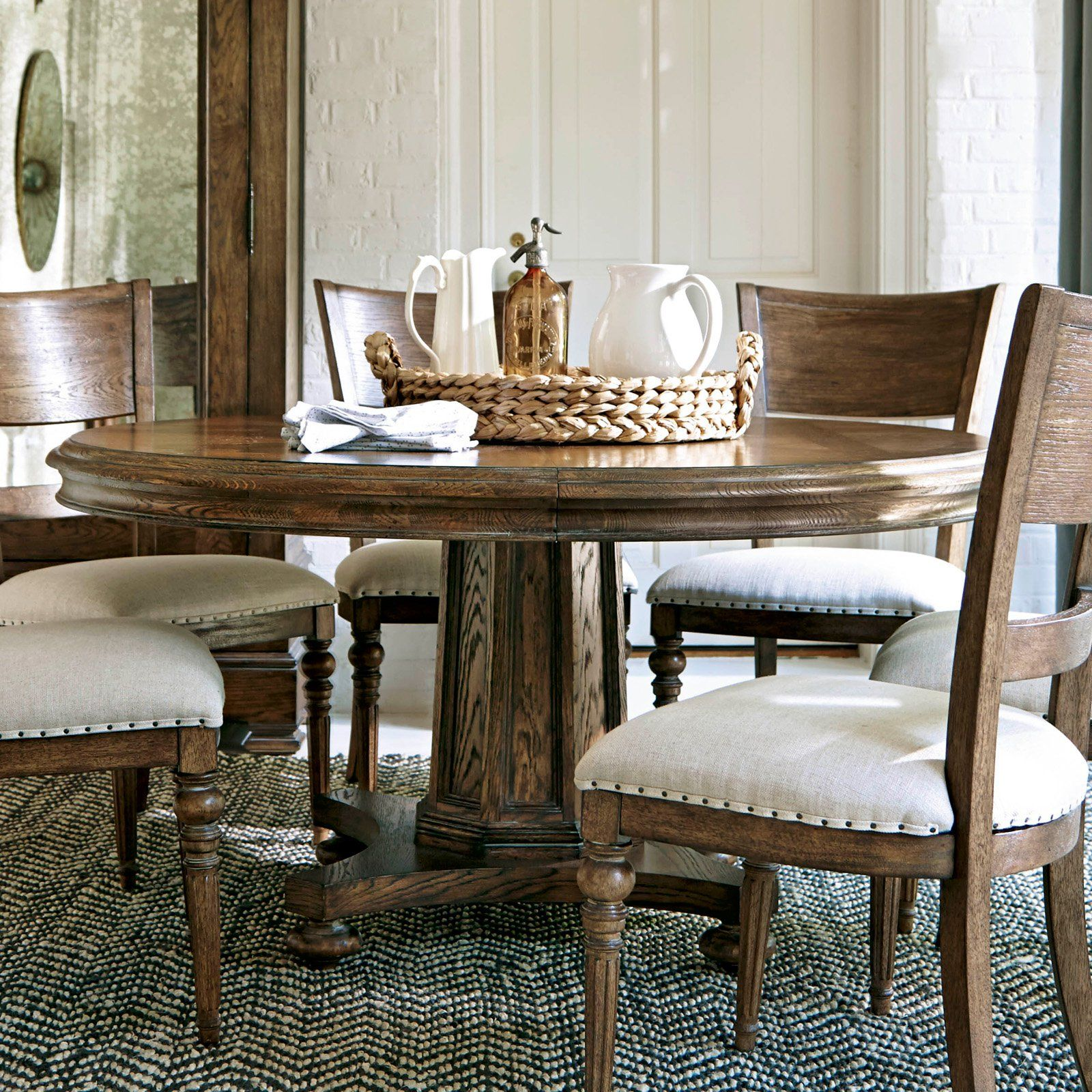 universal furniture new bohemian round table www hayneedle com country kitchen decor on boho chic dining room kitchen dining tables id=40730