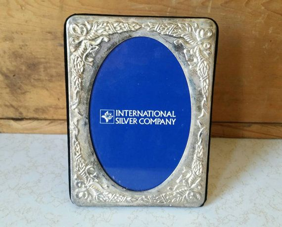 Vintage International Silver Company Picture Frame International
