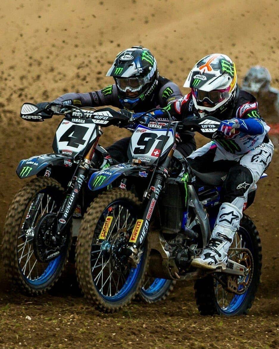 Xtrigrocsstars Jeremyseewer91 Arnaudtonus Mxgp With Images Enduro Motocross Cool Dirt Bikes Motorcycle Suit