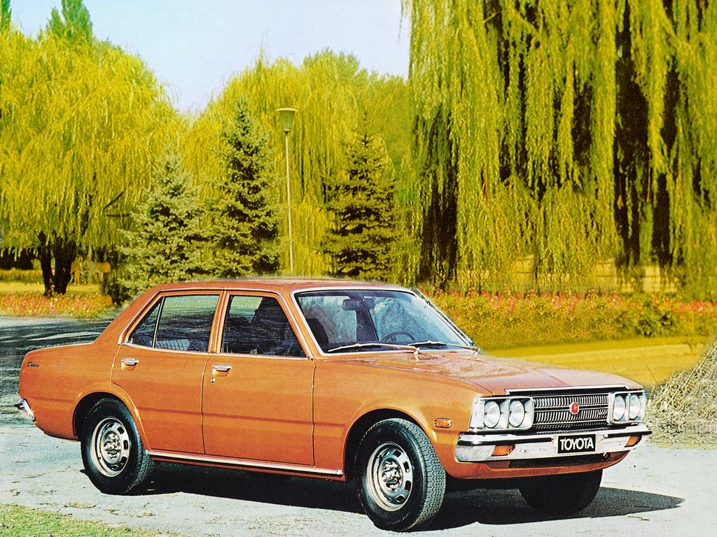 Toyota corona 1974