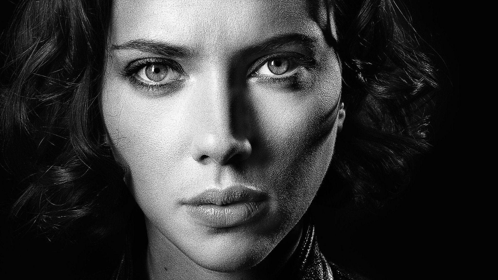 Scarlett Johansson Wallpaper Black Widow Wallpaper