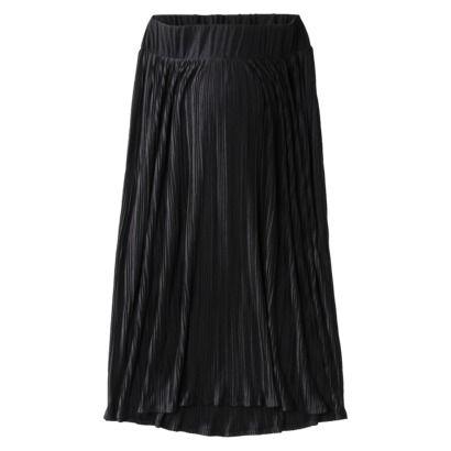 liz lange 174 for target 174 maternity pleated maxi skirt